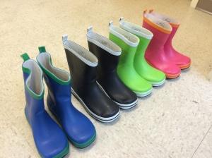 Zoubaby Children's Monogrammed Rain boots